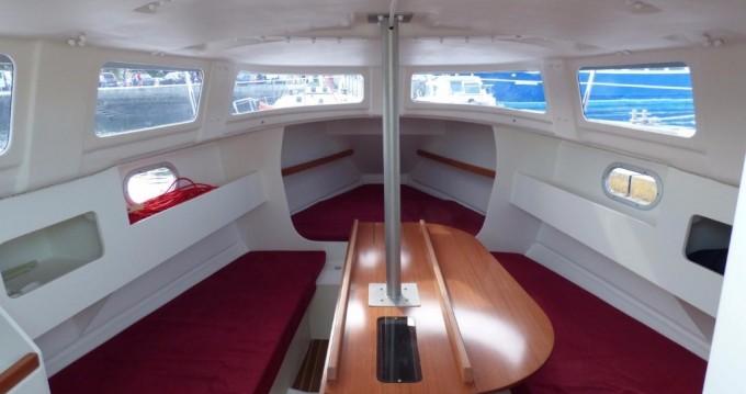 Boat rental La Trinité-sur-Mer cheap Mojito 888