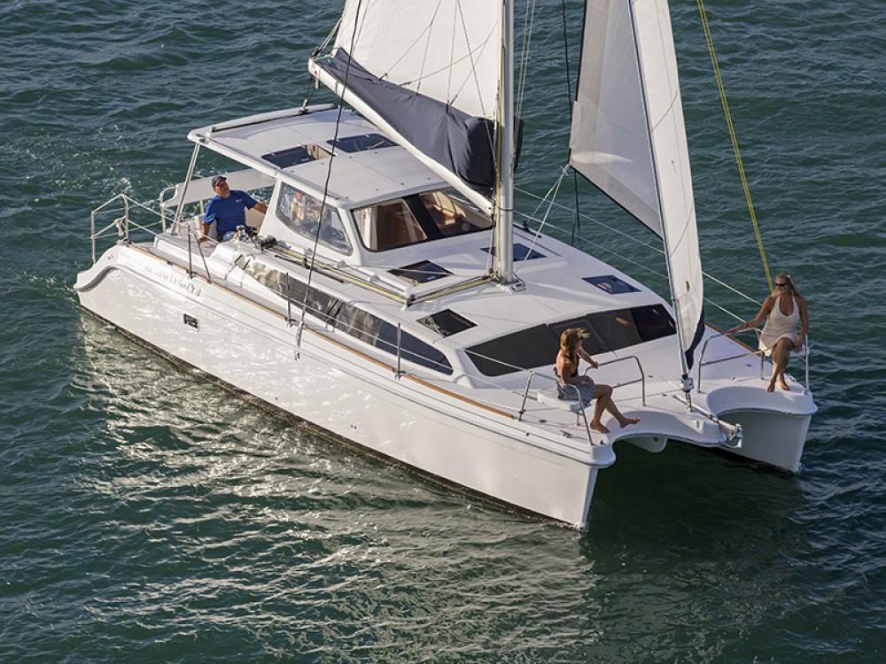 Rental Catamaran in La Trinité-sur-Mer - Gemini-Catamarans Gemini Legacy 35