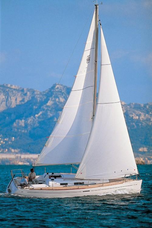 Boat rental La Trinité-sur-Mer cheap Dufour 34