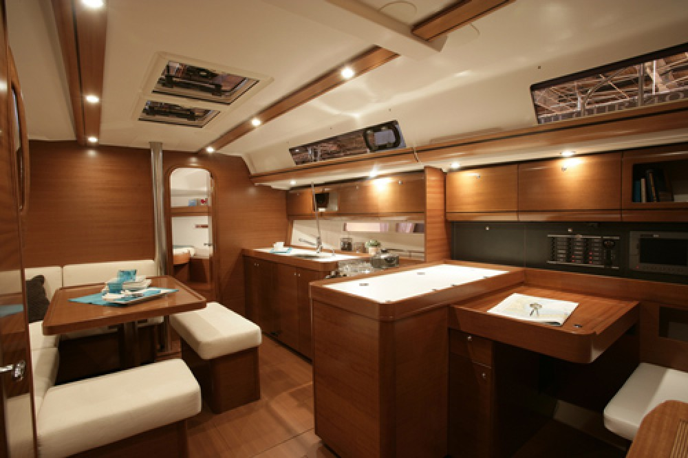 Rental Sailboat in La Trinité-sur-Mer - Dufour Dufour 405 Grand Large