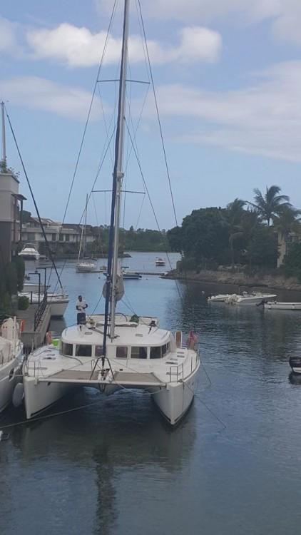 Catamaran for rent Port Louis at the best price