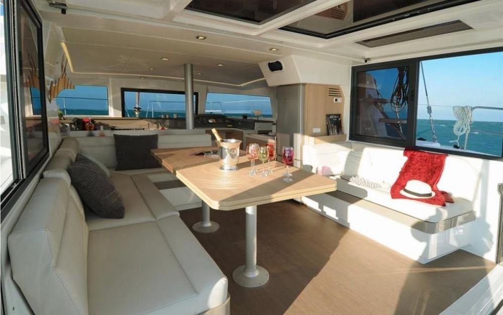 Hire Catamaran with or without skipper Bali Catamarans Baie Sainte Anne