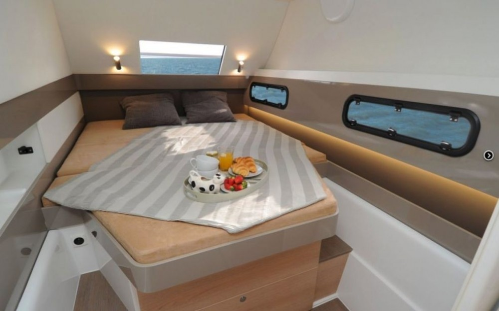 Rental yacht Baie Sainte Anne - Bali Catamarans Bali 4.1 Owner Version on SamBoat