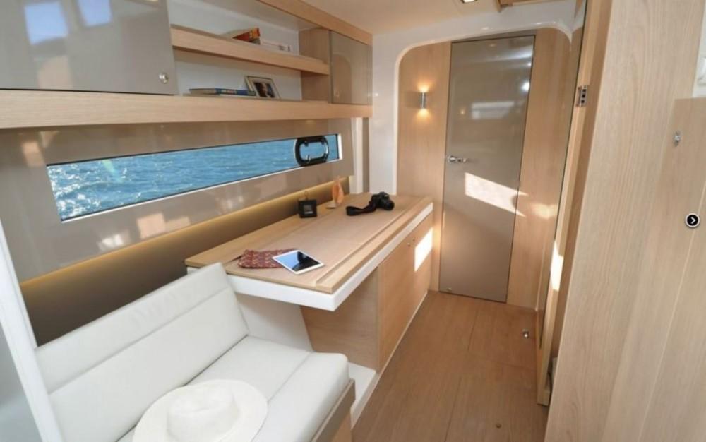 Bali Catamarans Bali 4.1 Owner Version between personal and professional Baie Sainte Anne