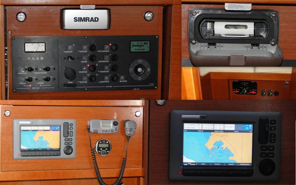 Boat rental Bénéteau Oceanis 48 in Ajaccio on Samboat