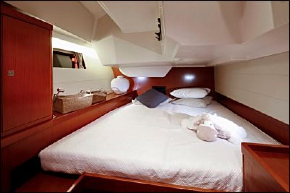 Rental yacht Ajaccio - Bénéteau Oceanis 48 on SamBoat