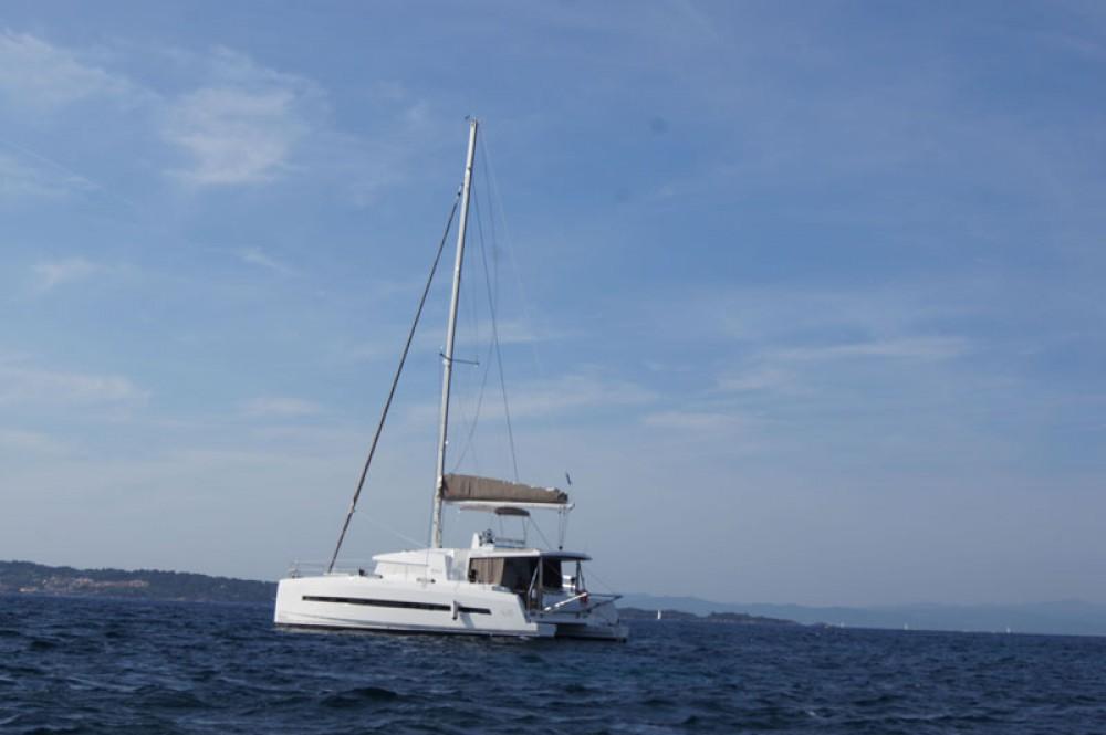 Hire Catamaran with or without skipper Catana Baie Sainte Anne