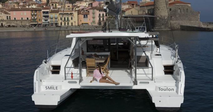 Rental yacht Grand Anse Praslin - Catana Bali 4.5 on SamBoat