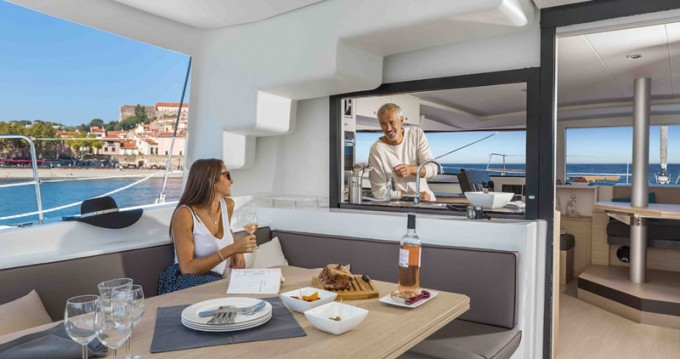 Catana Bali 4.5 between personal and professional