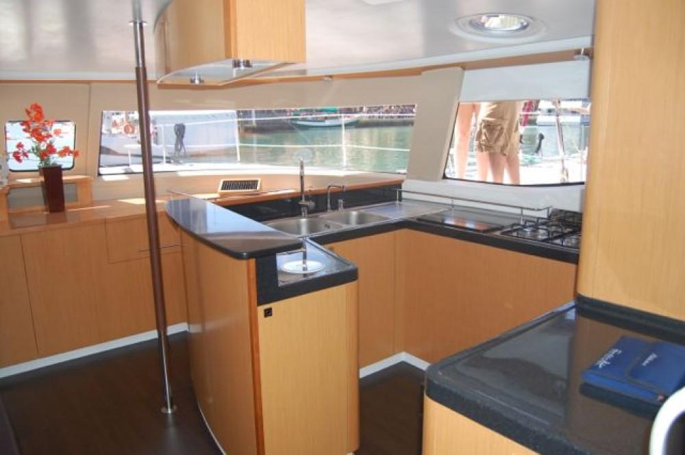Rental Catamaran in Ajaccio - Fountaine Pajot Salina 48