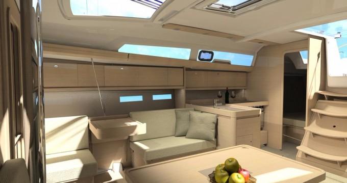 Boat rental Ajaccio cheap Dufour 412 Grand Large