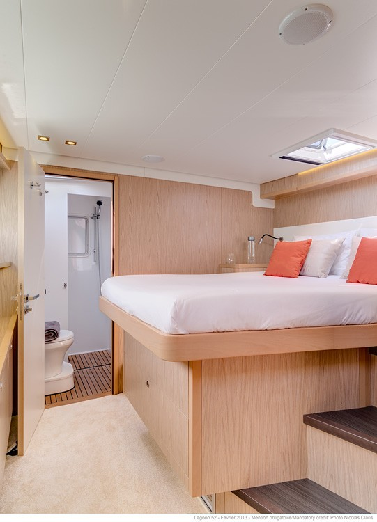 Rental Catamaran in Propriano - Lagoon Lagoon 52