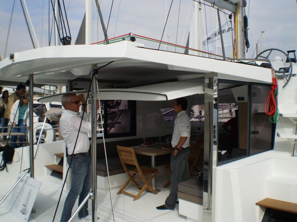 Bali Catamarans Bali 4.0 between personal and professional Propriano