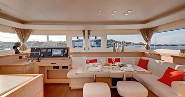 Boat rental Grand Anse Praslin cheap Lagoon 450