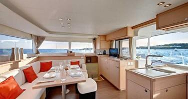 Rental yacht Grand Anse Praslin - Lagoon Lagoon 450 on SamBoat