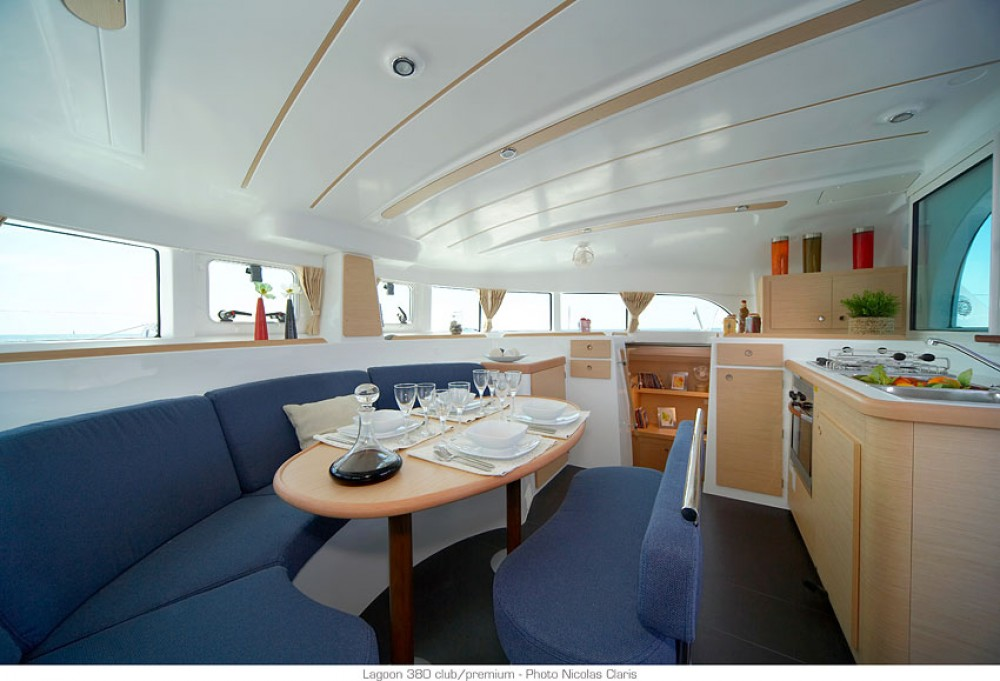 Catamaran for rent Propriano at the best price
