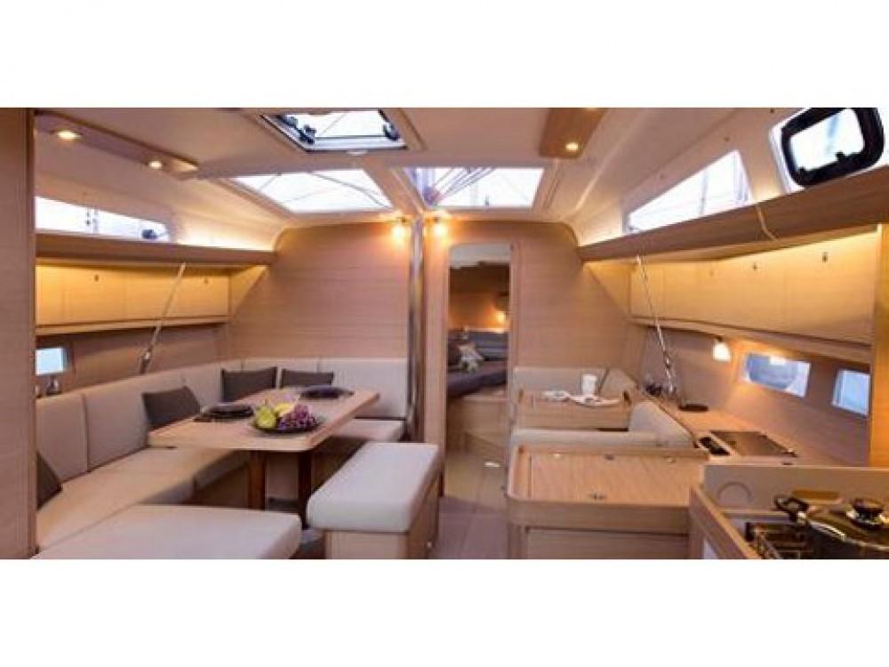 Rental yacht Ajaccio - Dufour Dufour 412 on SamBoat