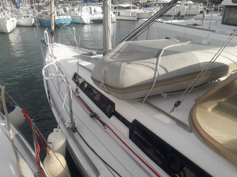 Hire Sailboat with or without skipper Dufour Propriano