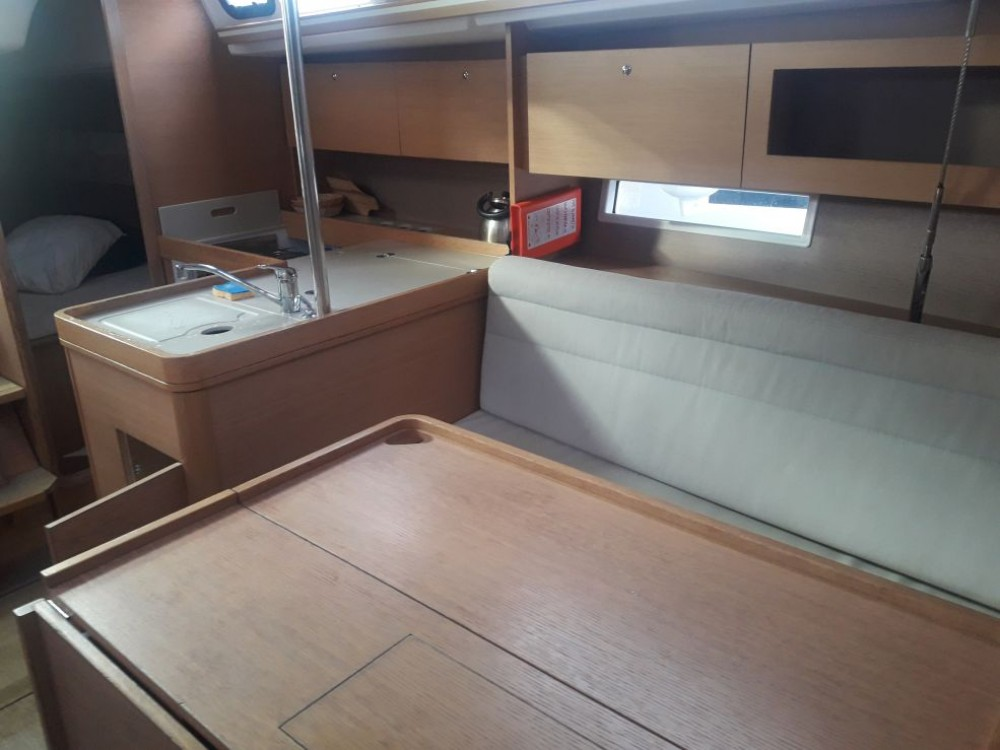 Rental Sailboat in Propriano - Dufour Dufour 335 Grand Large