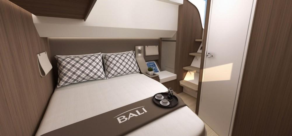 Rental yacht Saint-Mandrier-sur-Mer - Catana Bali 4.8 on SamBoat