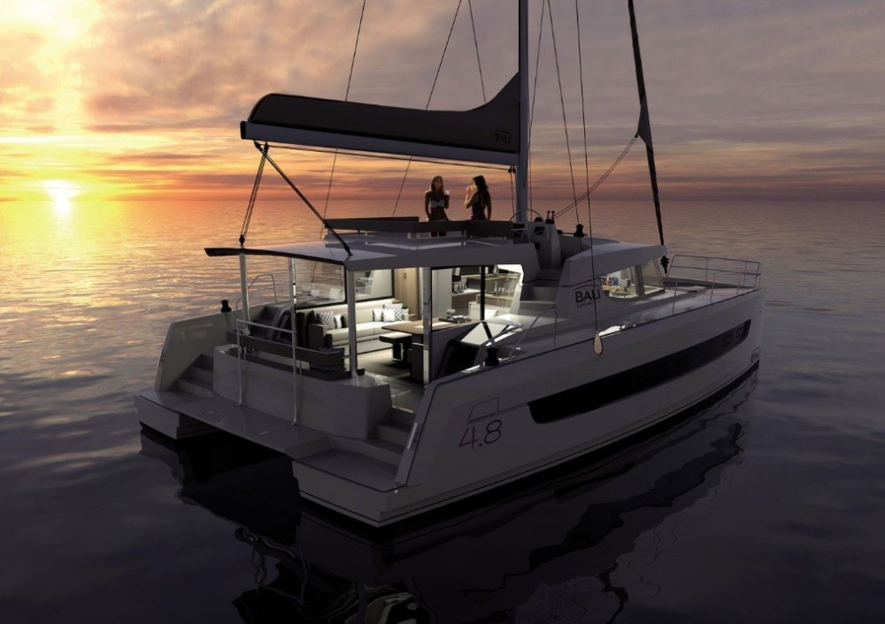 Boat rental Saint-Mandrier-sur-Mer cheap Bali 4.8