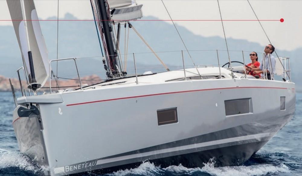 Boat rental Bénéteau Oceanis 51.1 in Olbia on Samboat