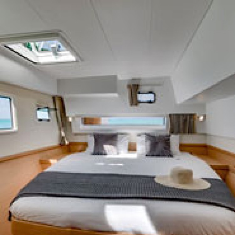 Boat rental Aegean cheap Lagoon 42