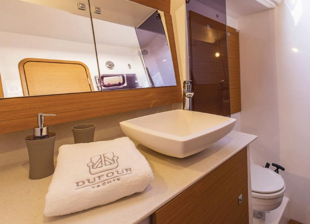 Rental yacht Olbia - Dufour Dufour 520 GL on SamBoat