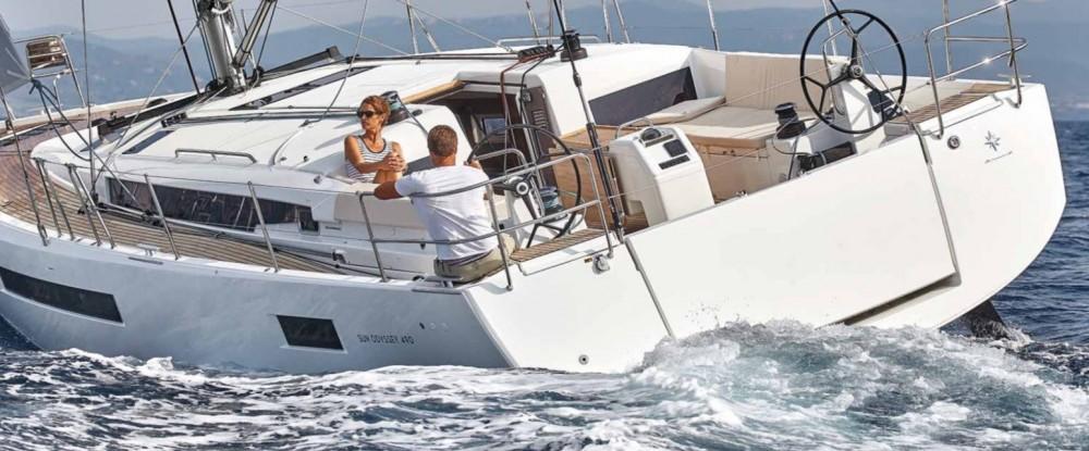 Boat rental  Sun Odyssey 490 in Olbia on Samboat