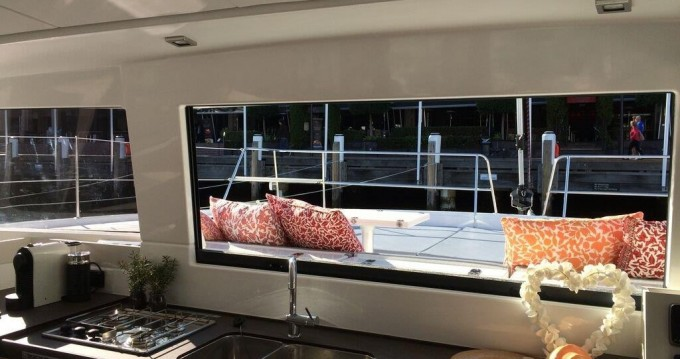 Catamaran for rent Olbia at the best price