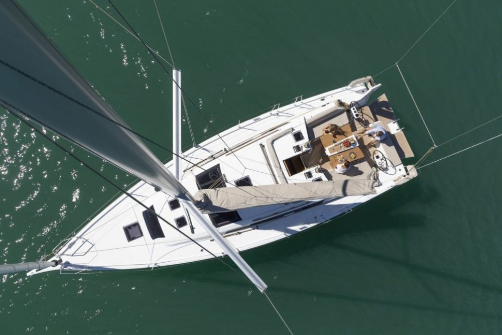 Rental Sailboat in Preveza - Dufour-Yacht Dufour 430