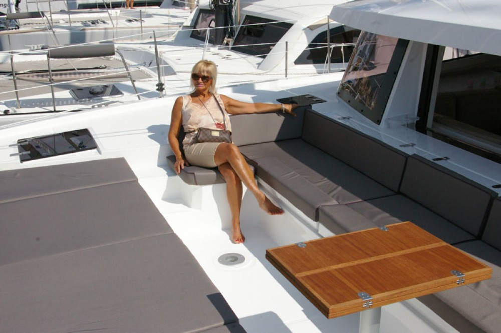Catana Bali 4.5 between personal and professional Greece