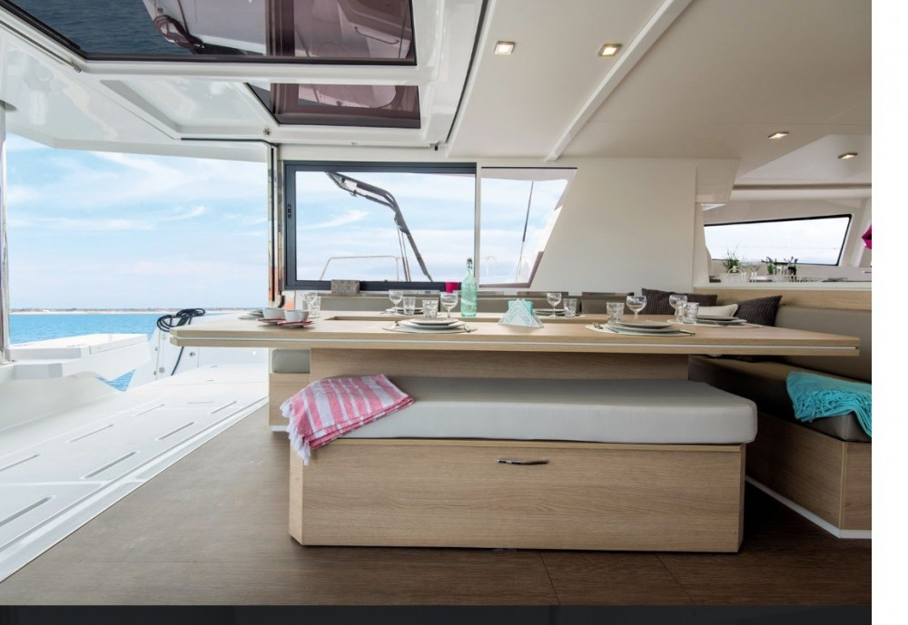 Hire Catamaran with or without skipper Bali Catamarans Naples