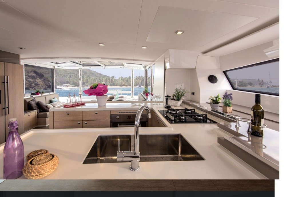 Rental yacht Naples - Bali Catamarans Bali 5.4 on SamBoat