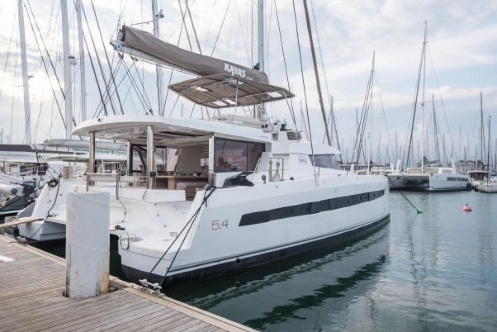 Hire Catamaran with or without skipper Bali Catamarans Napoli