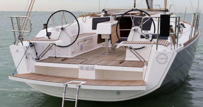 Dufour Dufour 382 Grand Large between personal and professional Naples