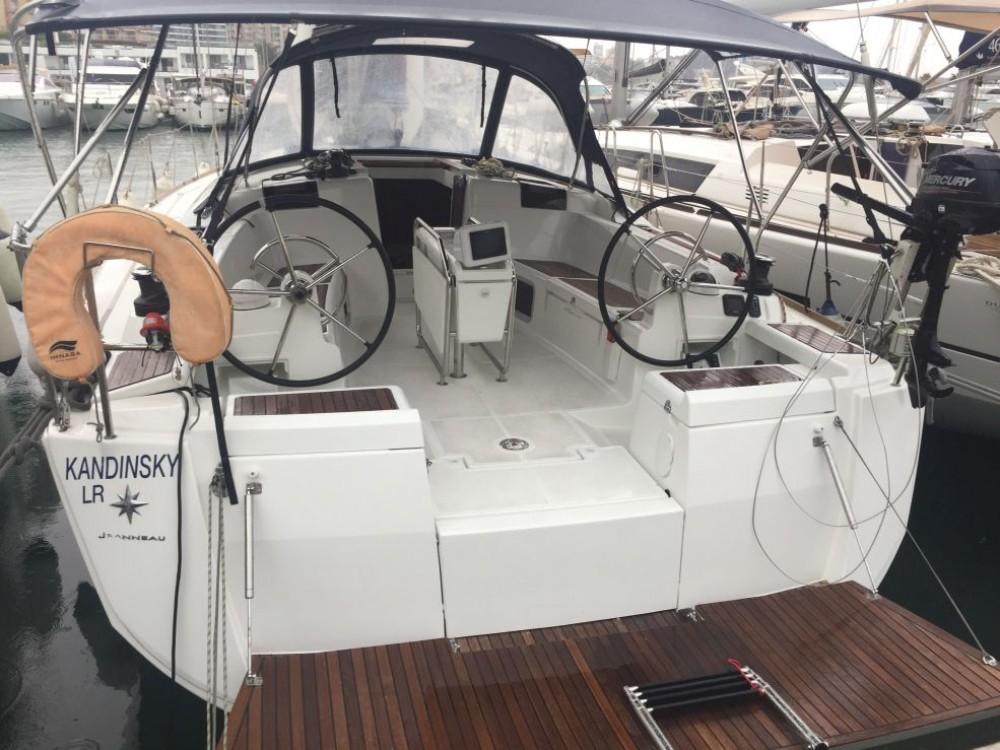 Rental yacht Naples - Jeanneau Sun Odyssey 449 on SamBoat