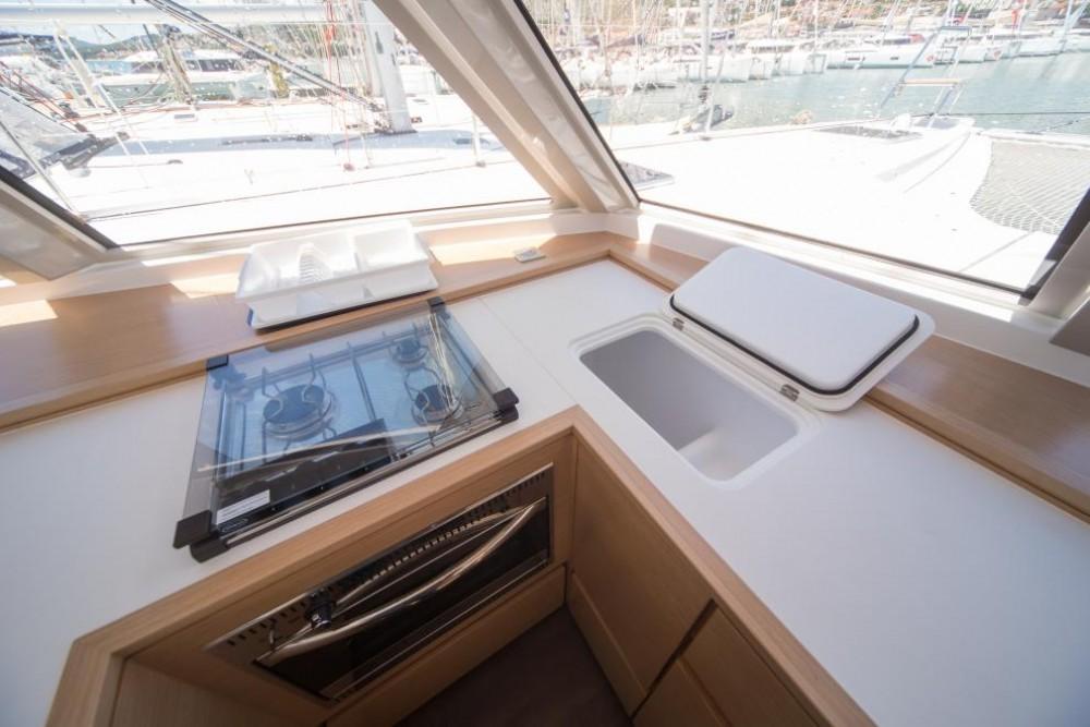 Rental yacht Furnari - Bavaria Nautitech 46 Open on SamBoat