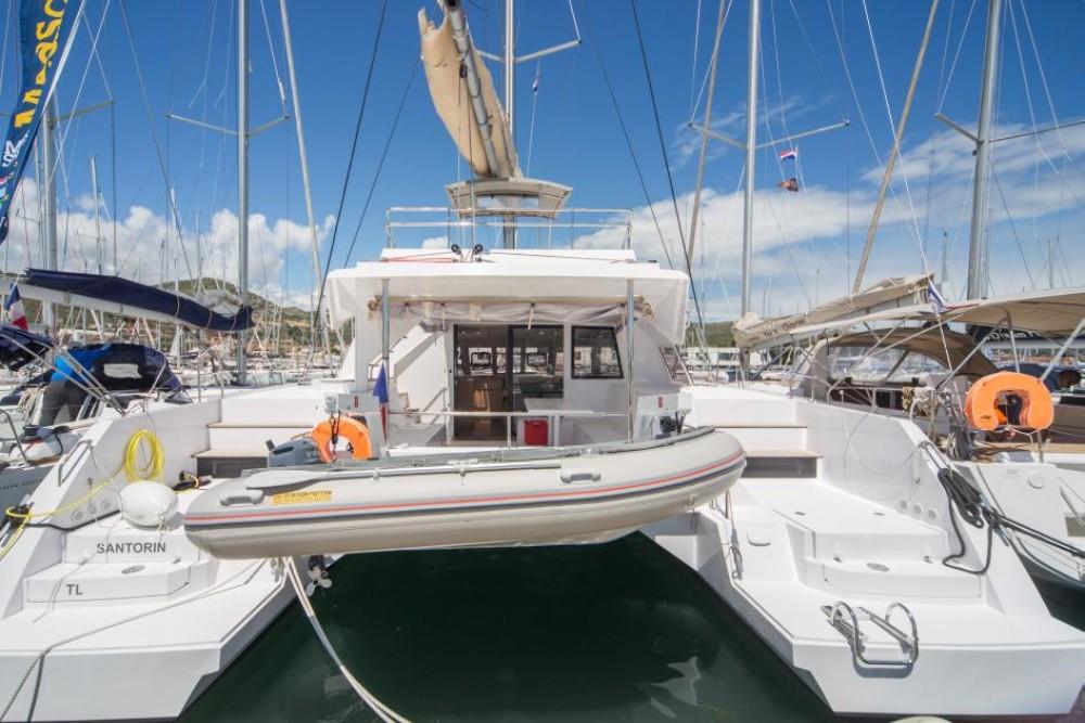 Boat rental Bavaria Nautitech 46 Open in Furnari on Samboat