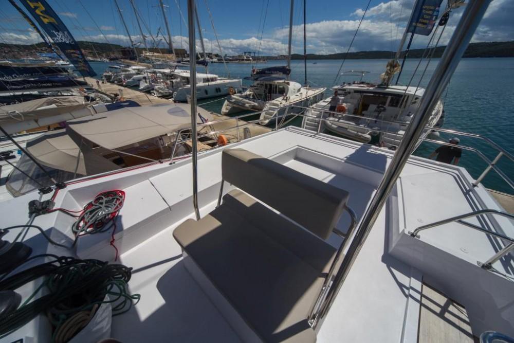 Rental Catamaran in Furnari - Bavaria Nautitech 46 Open
