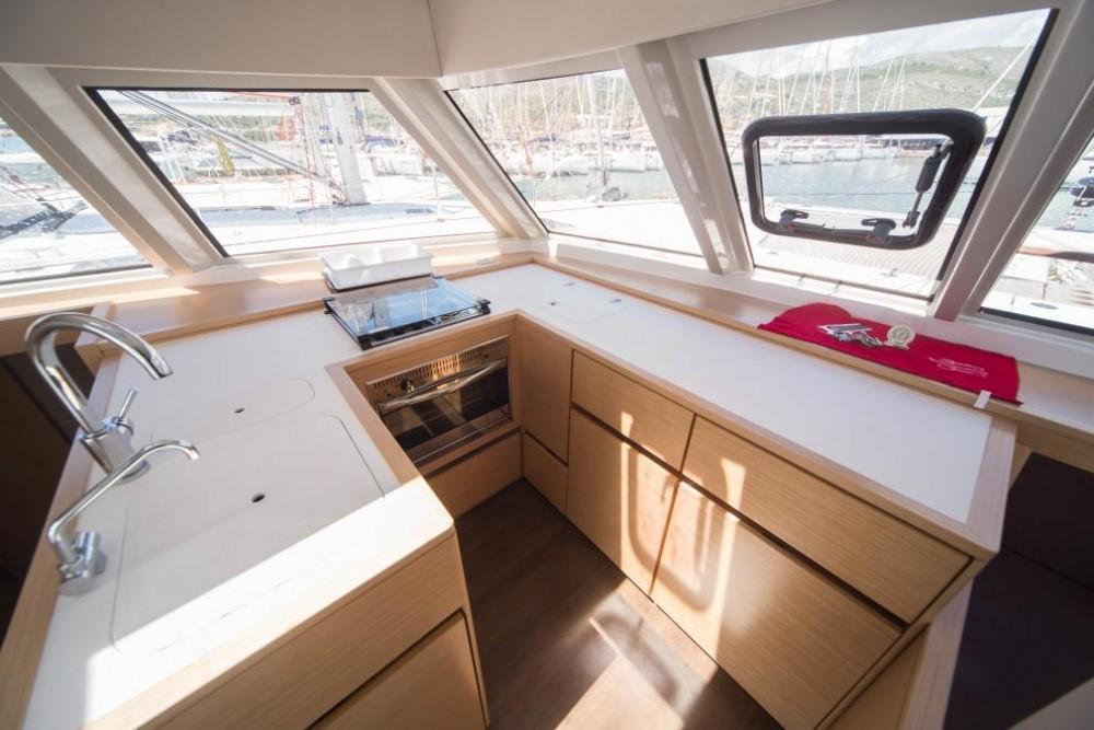 Boat rental Furnari cheap Nautitech 46 Open