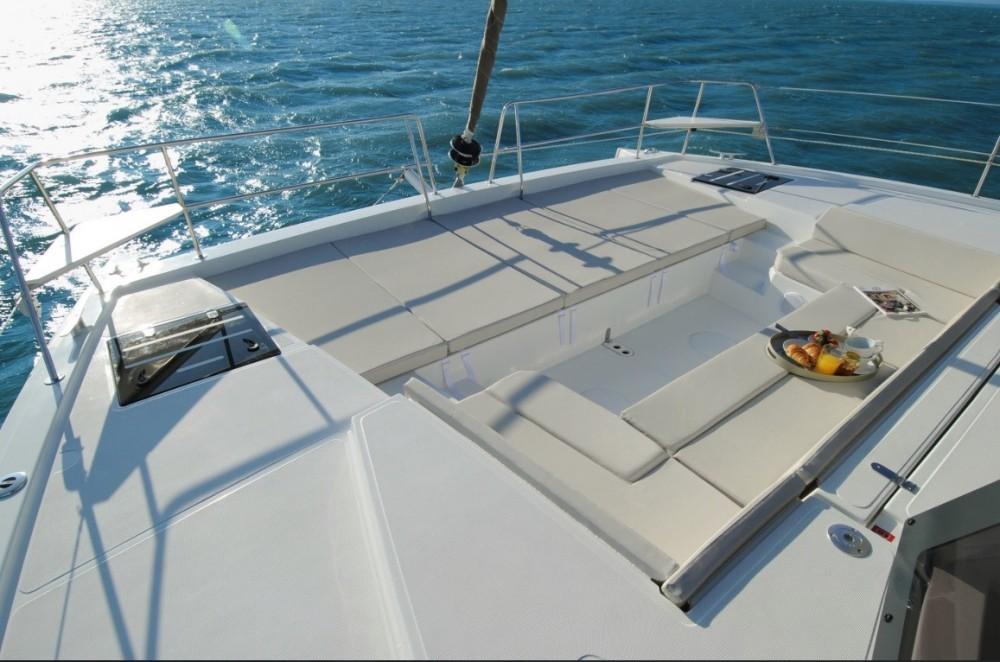 Rent a Bali Catamarans Bali 4.1 Furnari