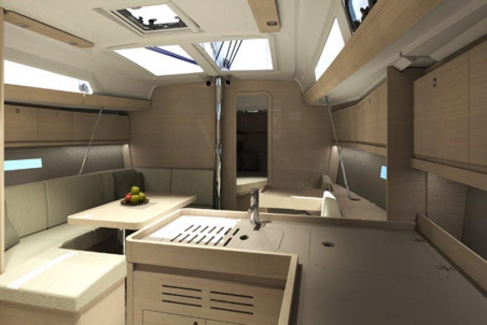 Rental yacht Furnari - Dufour Dufour 412 on SamBoat