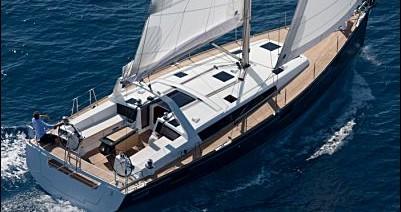 Rental Sailboat in Marina di Portorosa - Bénéteau Oceanis 48