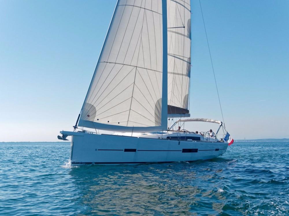 Boat rental  cheap dufour 512