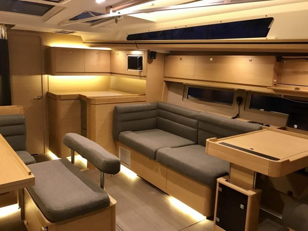 Rental yacht  - Dufour dufour 512 on SamBoat