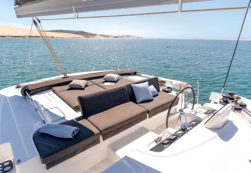 Boat rental Kotor cheap Lagoon 46 O.V.