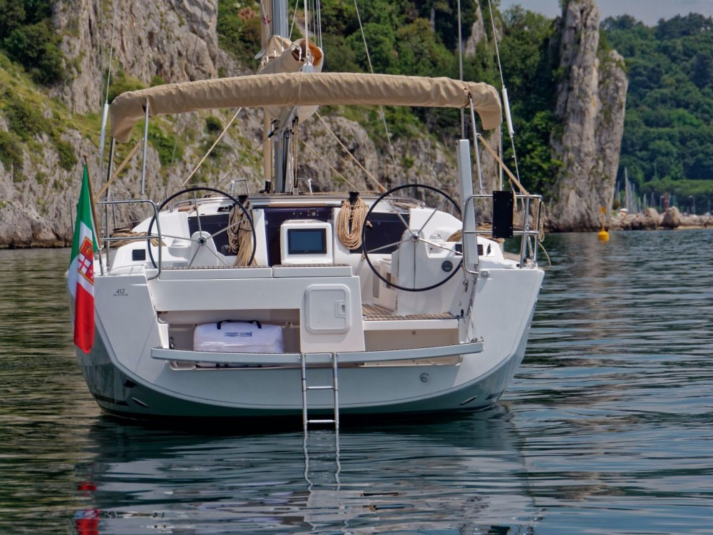 Rental Sailboat in Kotor - Dufour Dufour 412