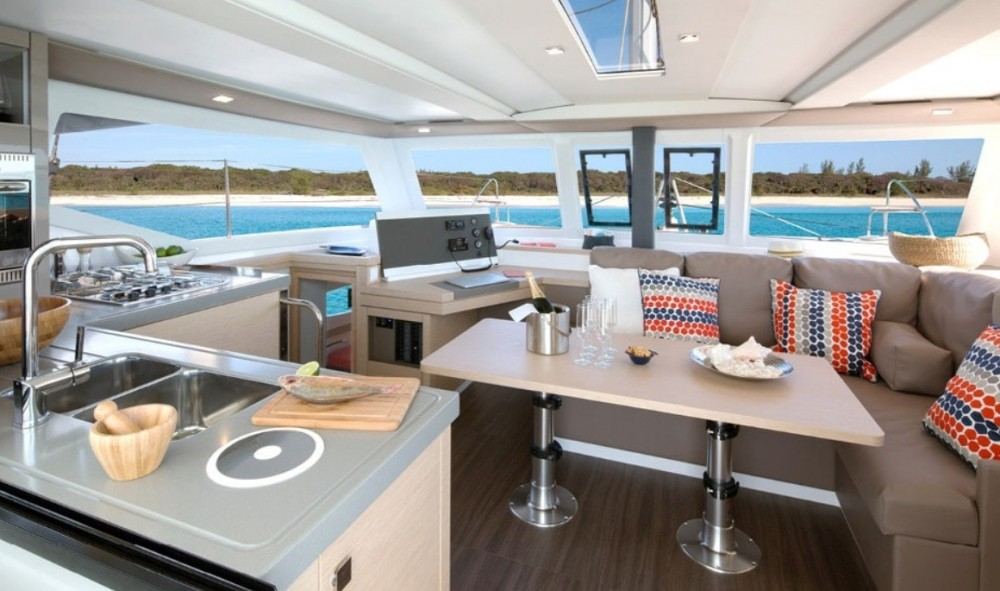 Boat rental Fountaine Pajot Lucia 40 in Kotor on Samboat