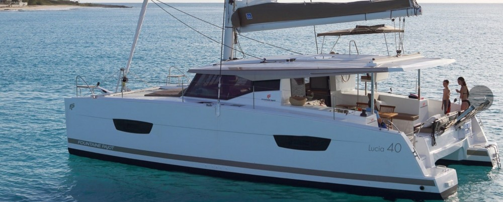 Boat rental Kotor cheap Lucia 40